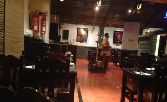 Anathapuri Restaurant Muscat oman