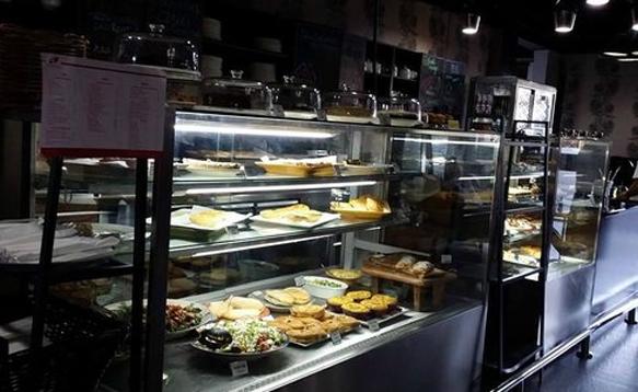 Mckenzies deli cafe Muscat Oman