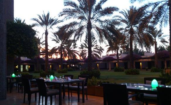 Musandam Restaurant Intercontinental Hotel Muscat Oman