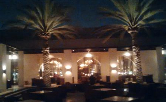 The Restaurant at The Chedi Muscat Oman
