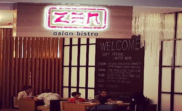 Zen Asian Bistro Muscat Oman