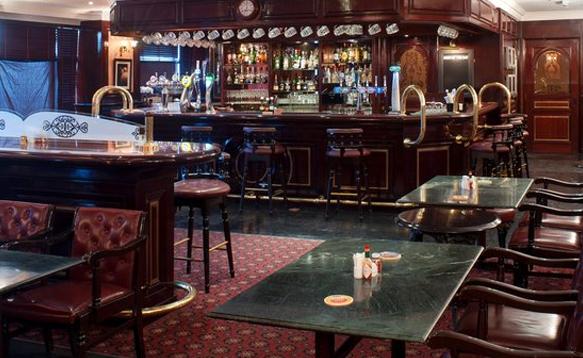 Dukes Bar Muscat Oman