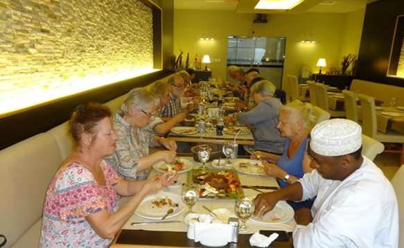 Grand Lounge Turkish Cuisine Muscat Oman
