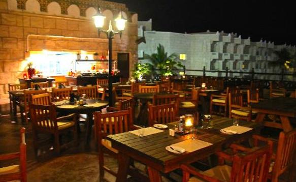 Safari Rooftop Grillhouse Muscat Oman