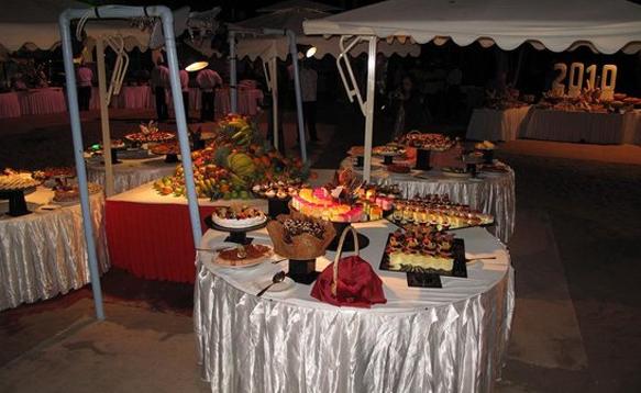 Restaurant Al Sawadi Beach Resort Barka Oman