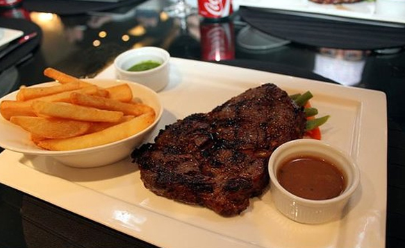Steak Company Muscat Oman