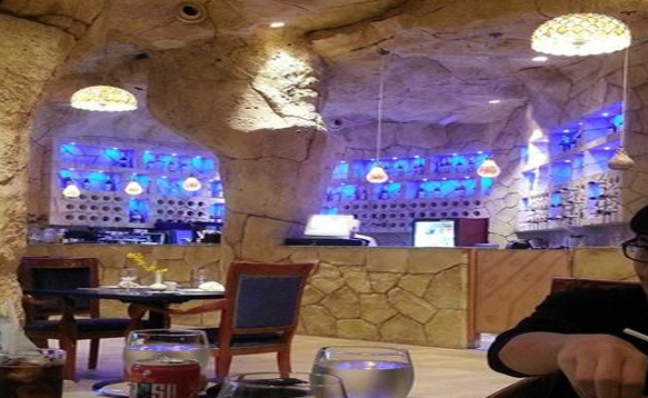 The Cave Muscat Oman