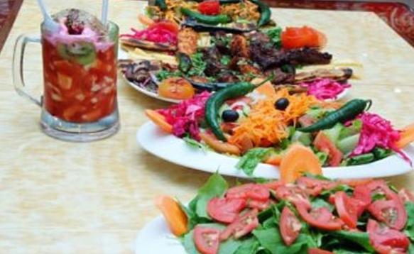 Turkish Diwan Restaurant Muscat Oman