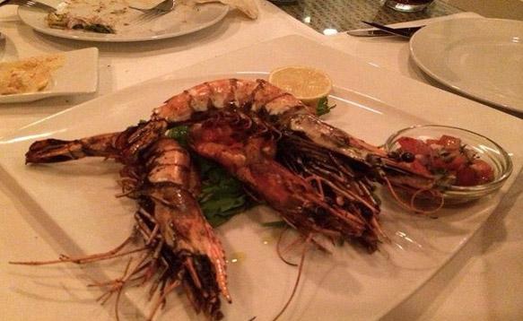 As Sammak Seafood Restaurant Salalah Oman