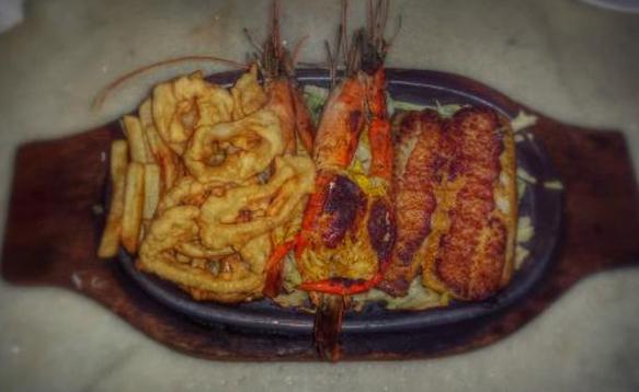 The Dhow Marina Restaurant Sohar Oman