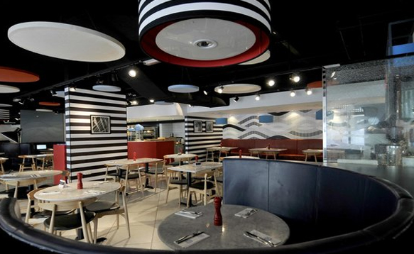 Pizza Express Muscat Oman