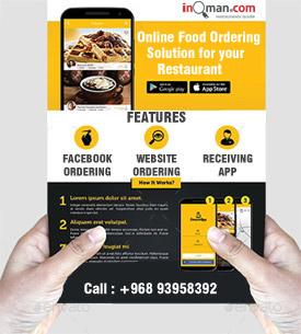 Food Online Ordering System