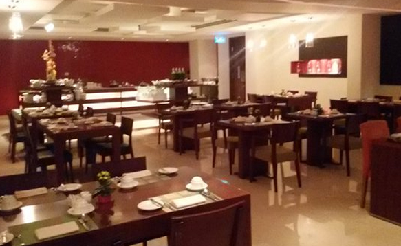 The Restaurant at Crowne Plaza Sohar Oman