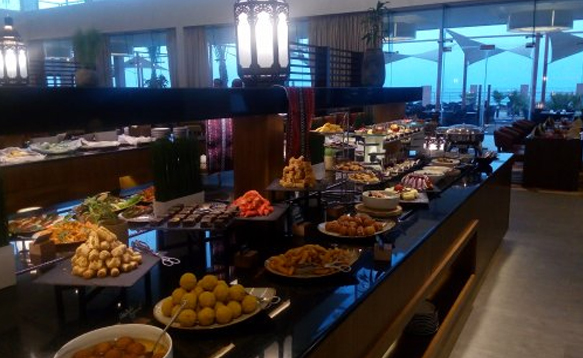 Al Zafaran Restaurant Sohar Oman
