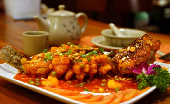 Chinese Cascade Restaurant Salalah Oman